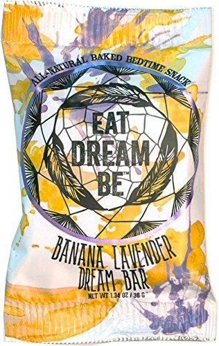 DREAM BARS Nutritional Ingredients Promoting