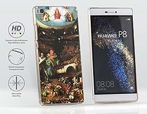 Funda Carcasa dura para Huawei Ascend P8 - Bosch - Tríptico del Juicio de Viena