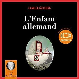 L'Enfant allemand (Erica Falck et Patrik Hedström 5) Hörbuch