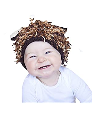 Baby and Toddler Boy Puppy Dog Mop Top Hat