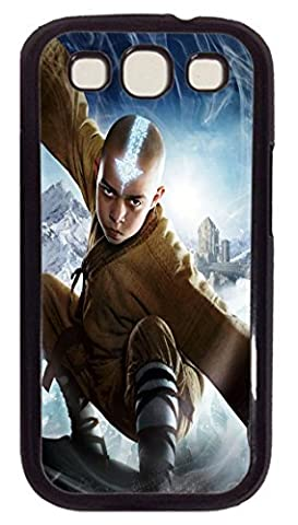 Avatar The Last Airbender Custom Samsung Galaxy S3 I9300 Case Cover Polycarbonate Black (Avatar Phone Case Galaxy S3)