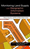 img - for Monitoring Land Supply With Geographic Information Systems: 1st (First) Edition book / textbook / text book