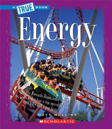 Energy  True Books  Physical Science  Paperback