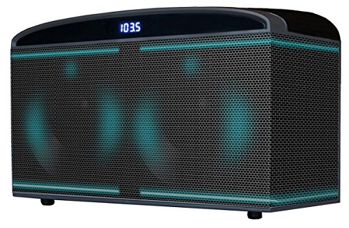 Boytone BT-64B, Wireless Bluetooth Premium HiFi Stereo, Home Theater Speaker 100w, Powerful Super Bass, Clear Sound, 6.5'' Subwoofer, 3''X4 Midrange/Tweeter, FM Radio, Disco light, USB/SD/MP3 by Boytone (Image #3)