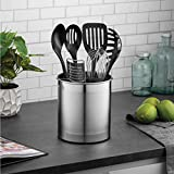 Extra Large Stainless Steel Kitchen Utensil Holder