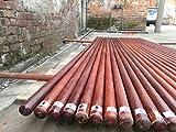 Galleon - (2 Pieces)Wing Chun Long Poles Luk Dim Boon Kwan