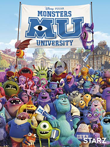 VHS : Monsters University