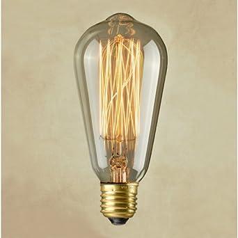 lightinthebox vintage e27 artistic filament bulb industrial