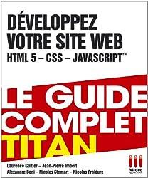 Développez votre site web : Le guide complet Titan