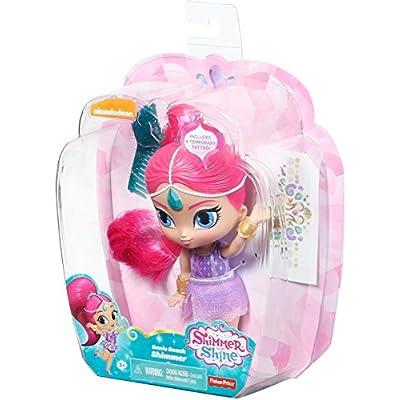 Fisher-Price Nickelodeon Shimmer & Shine, Genie Beach: Toys & Games
