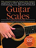 img - for Absolute Beginners - Guitar Scales by Cliff Douse (2003-03-01) book / textbook / text book