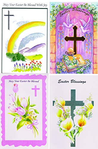 Religious Easter Greeting Cards - 24 -