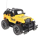 Foxpic 1:24 Scale Remote Control RC Jeep Car Toy Vehicle Truck Children Toy