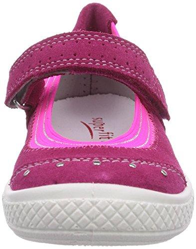 Superfit TENSY 400105 Mädchen Geschlossen Ballerinas Pink (PINK 63)