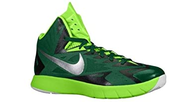 new product e894d 3b063 Image Unavailable. Image not available for. Color  Nike Lunar Hyperquickness  Men s Basketball Shoes Sneakers ...