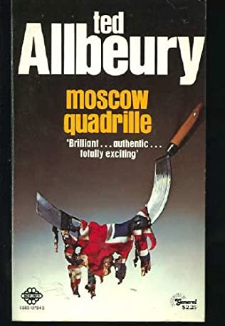 book cover of Moscow Quadrille