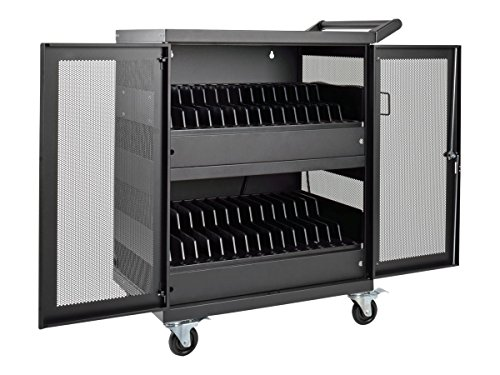 Tripp Lite 32-Port AC Charging Cart Storage Station for Chromebooks, Laptops & Tablets (CSC32AC) by Tripp Lite