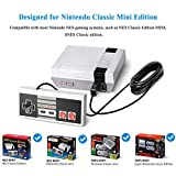 NES Classic Controller with 10FT Cable - 2 Pack