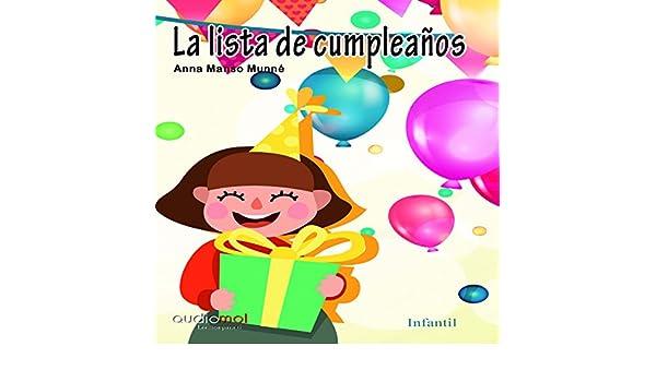 Amazon.com: La lista de cumpleaños [The Birthday List ...