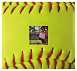MBI 12x12 Inch Sport and Hobby Postbound Albums, Fast Pitch (865406)