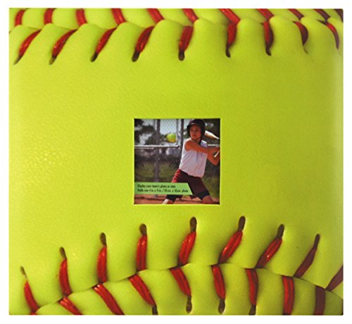 (MBI 12x12 Inch Sport and Hobby Postbound Albums, Fast Pitch (865406))