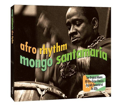 CD : Mongo Santamaria - Afro Rhythm (United Kingdom - Import, 2PC)