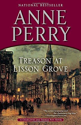 Treason at Lisson Grove: A Charlotte and Thomas Pitt - City At Grove Stores