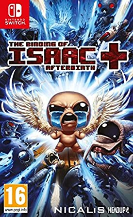 The Binding Of Isaac: Afterbirth: Amazon.es: Videojuegos