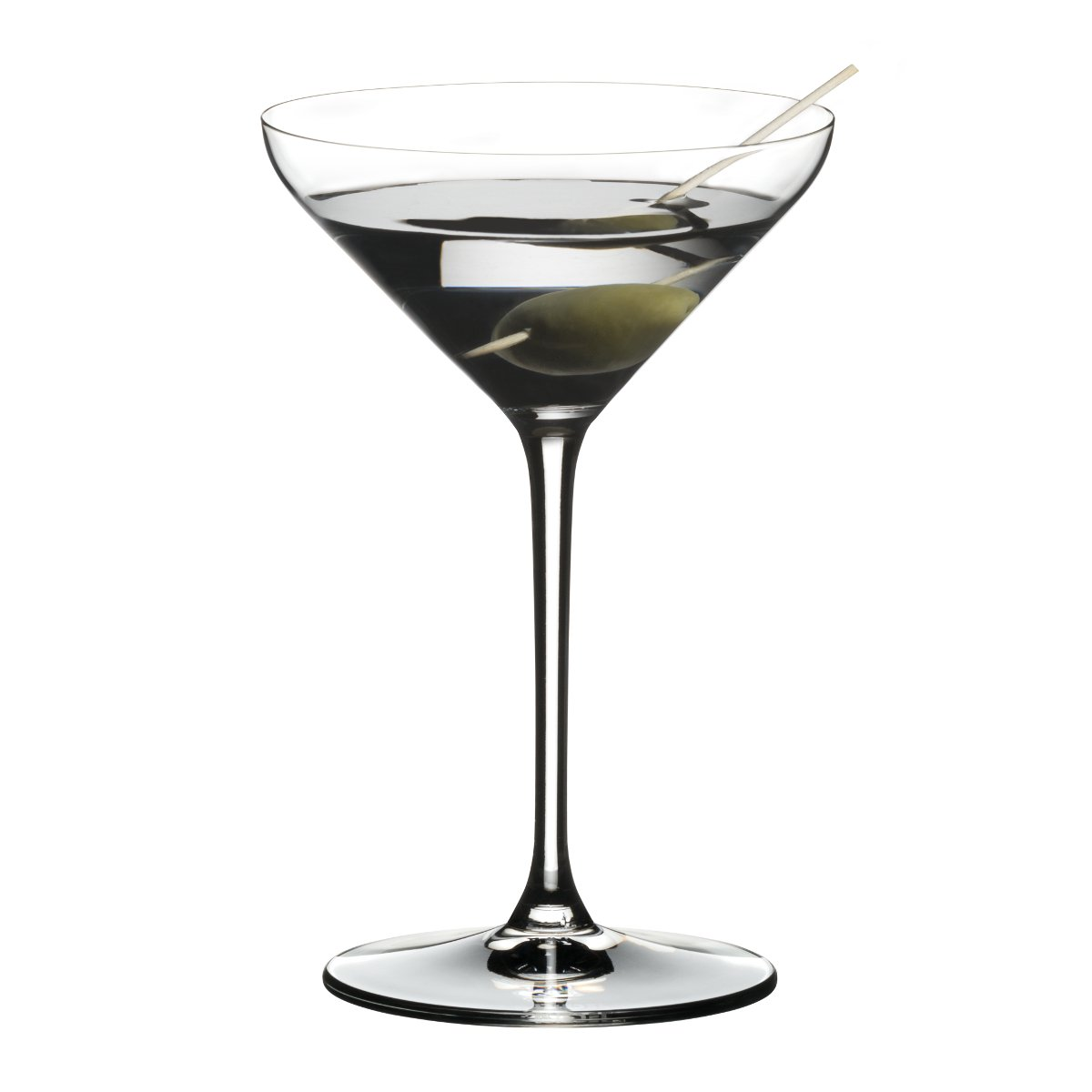 Riedel Extreme Crystal Martini Cocktail Glass, Buy 3 Get 4 Glasses