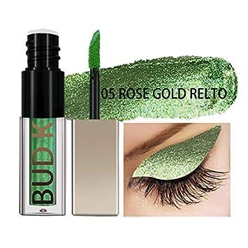 Eye Shadow Bud K Metal Liquid Eyeshadow Glitter Eye Shadow Liquid Shimmer Stick Eye Shadow Palette Eye Glitter Cosmetic Beauty Beauty Essentials