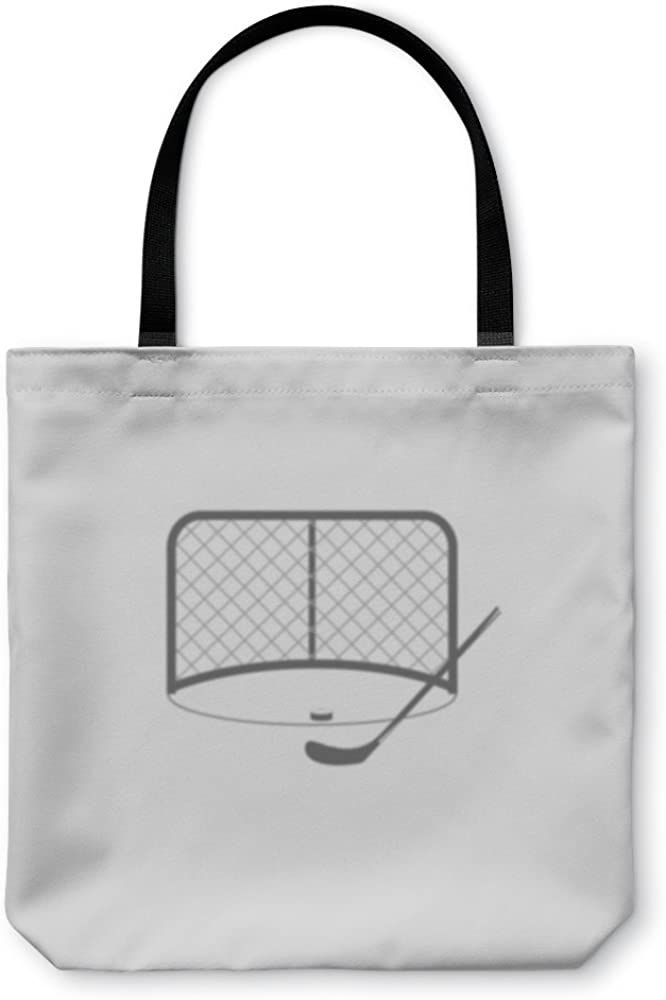 Gear New Shoulder Tote Hand Bag Gates For Hockey The Game Of Hockey Minimalism Sport Icon 5812930GN