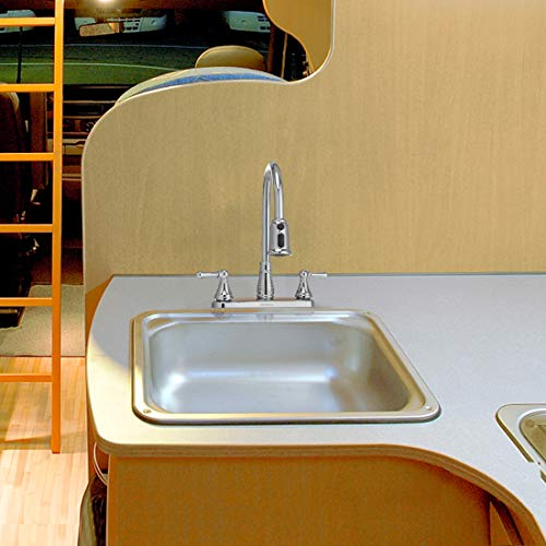 AOSGYA-Pull-Down-RV-Kitchen-Faucet-Non-Metallic-RV-Kitchen-Sink-Faucets-with-Pause-Function-Spayer-for-Recreational-Vehicle-Motor-Home-Travel-Trailer-Camper-Fifth-5th-Wheel-Towable-Boats