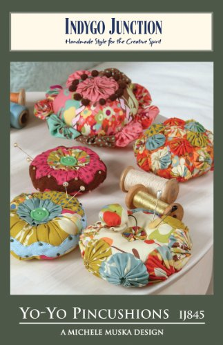 Pattern: Yo-Yo Pin Cushions