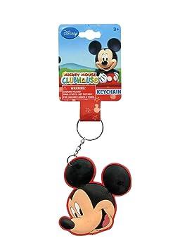 Side Face Mickey Mouse Llavero - Disney Key Ring: Amazon.es ...