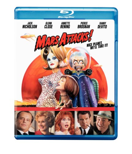 Mars Attacks! (Bilingual) [Blu-ray]
