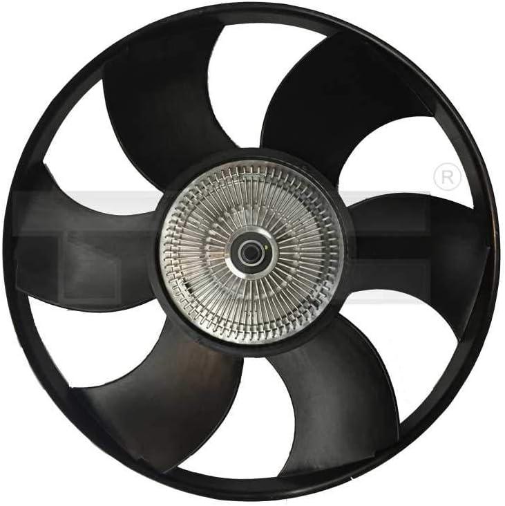 TYC 821 – 0008 Ventilador, refrigeración del motor Motor ...