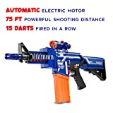 Zetz Brands Semi-Automatic Toy Blaster with 20