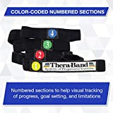 TheraBand Stretch Strap with Loops to Increase