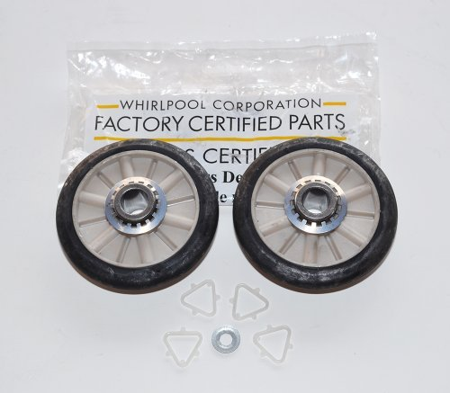 As regards # 349241T OR AP3098345 GENUINE FACTORY OEM DRYER DRUM SUPPORT ROLLER KIT FOR WHIRLPOOL KENMORE AND ROPER
