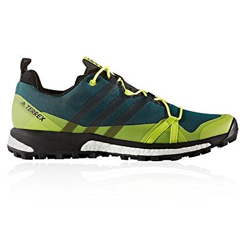 adidas Terrex Agravic, Stivali da Escursionismo Uomo verde