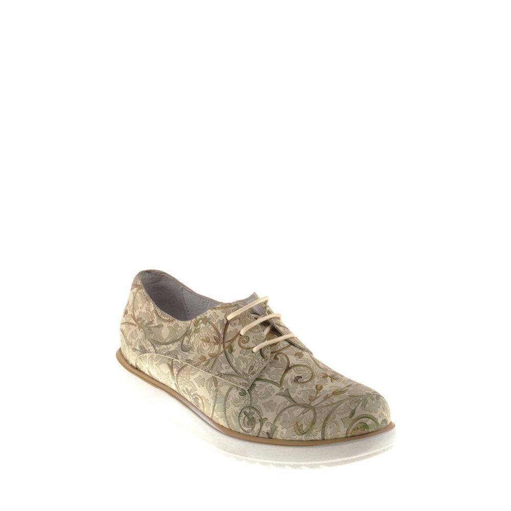 Felmini Zapatos Derby - Zapatos Para Mujer - Enamorarse com Ermel A987 - Zapatos Urbanos - Cuero Genuino - Varios Colores 37 EU|Varios colores