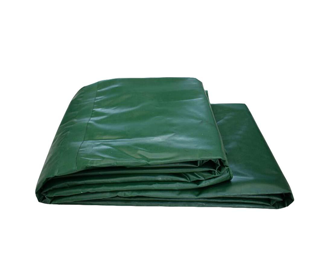 XUERUI シェルター ターポリン スーパー防水 酸耐性 高品質 利便性 うどんこ病1㎡= 550g (サイズ さいず : 3x4m) 3x4m  B07HRMGXL3