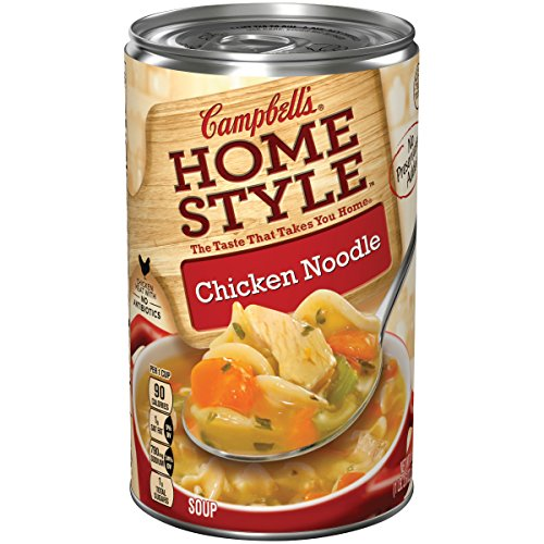 Campbell's Homestyle Soup, Chicken Noodle, 18.6 oz.