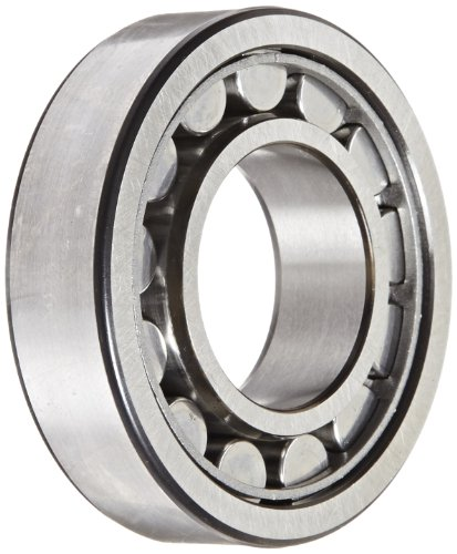 40mm Bore Removable Inner Ring Straight Bore 18mm Width 80mm OD High Capacity Single Row C3 Clearance Metric Polyamide//Nylon Cage SKF NU 208 ECP//C3 Cylindrical Roller Bearing