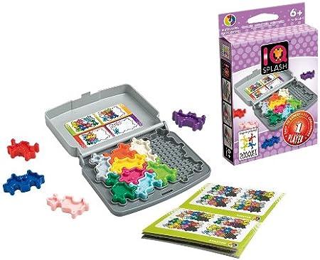 smart games SG LP 111 IQ Splash - Juego de lógica para ejercitar la Mente (para Jugar Solo o en Grupo): Amazon.es: Juguetes y juegos