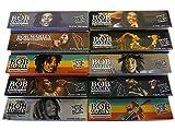 (10) Bob Marley King Rolling Paper 110mm Pure Hemp