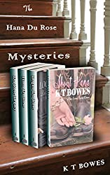 The Hana Du Rose Mysteries Boxed Set (Books 1 - 4): A New Zealand Mystery Romance