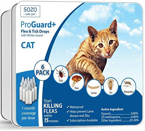 6-doses-flea-tick-drops-cat-proguard-plus-safe-pet-protection-from-pest-bites-infestations-larvae-li