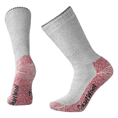 SmartWool Mountaineering Extra Heavy Crew Socks - AW16 - Medium - Grey