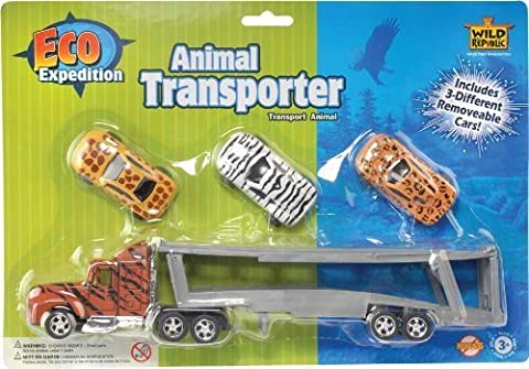 Eco Expedition - Africa Animal Transporter by Wild Republic (Africa Expedition)